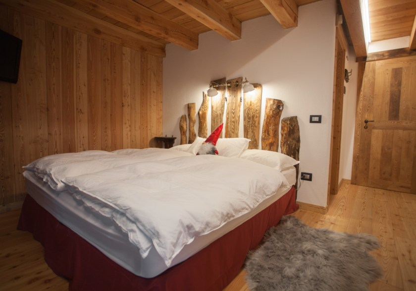 bed and breakfast ecologico camere in legno