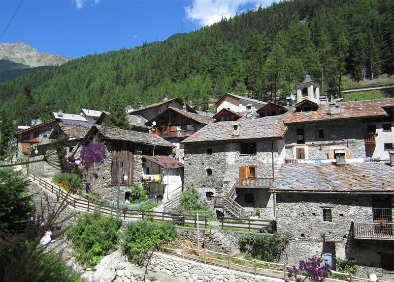 valle d'aosta cosa vedere