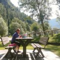 area pic nic in val di sole