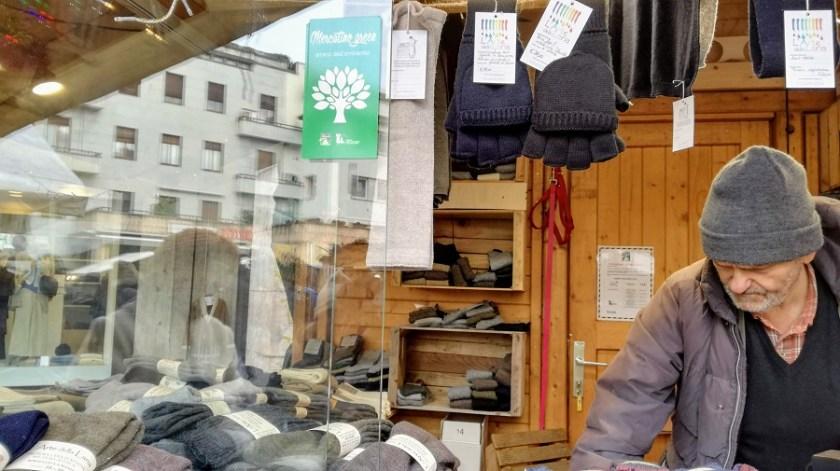 mercatini di trento prodotti artigiani