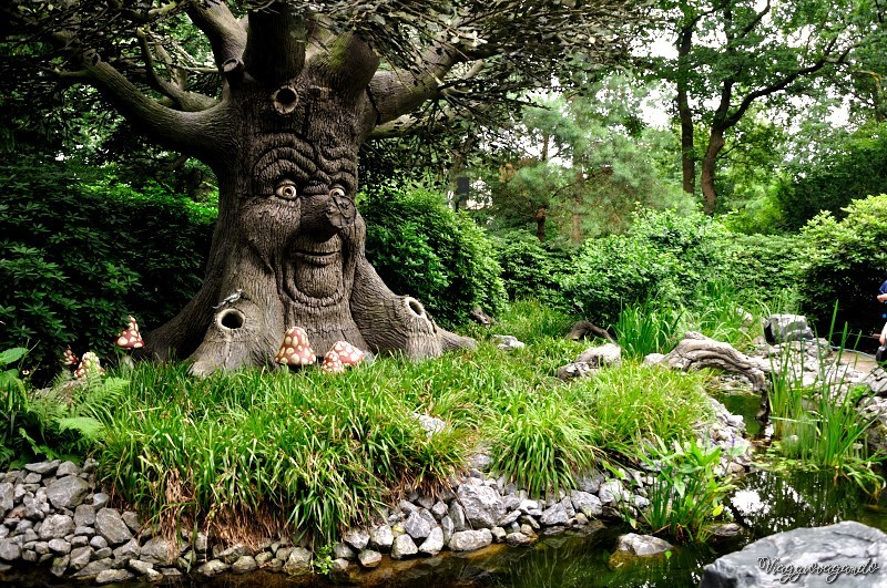 efteling fairy tale forest