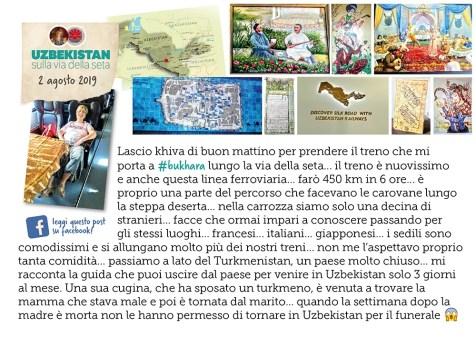 Diario di viaggio Uzbekistan 14