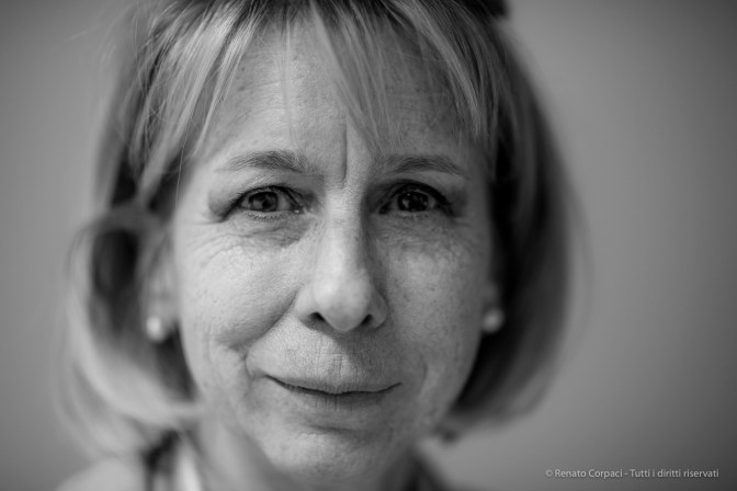Nicoletta Ossanna Cavadini,, direttrice m.a.x. museo e Spazio Officina, Chiasso. Ottobre 2017