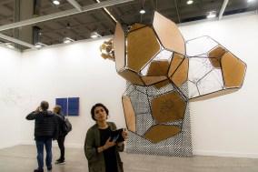 Tómas Saraceno, Stillness in Motion – Cloud Cities. Andersen's Gallery. MiArt, April 2018
