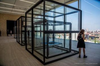 "Damien Hirst, Fondazione Prada, Torre, exhibition center. Opening during the Milano Design Week 2018. Nikon D810, 24 mm (24-120 mm ƒ/4) 1/125"" ƒ/8 ISO 64"