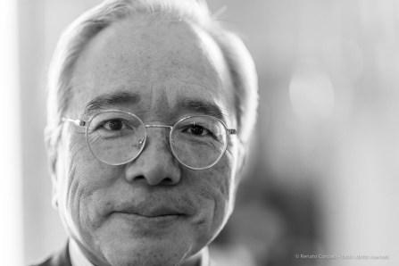 Matthew S.M.Lee, Ambasciatore della Repubblica di Taiwan presso la Santa Sede. Monza, giugno 2018