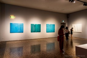 Milano 2018, Palazzo Reale, antologica Agostino Bonalumi (1958-2013)