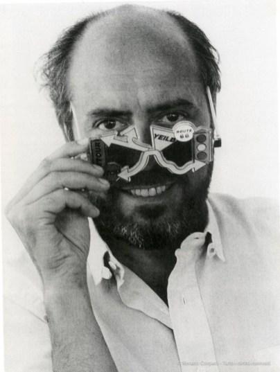 Elio Fiorucci, curtesy Archivio Fiorucci