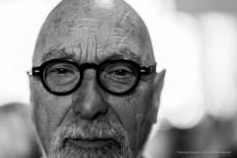 "Franco Marabelli, designer, scenographer. Venice, June 2018. Nikon D810, 85 mm (85 mm ƒ/1.4) 1/125"" ƒ/1.4 ISO 200"