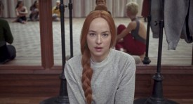 Dakota Johnson stars in SUSPIRIA