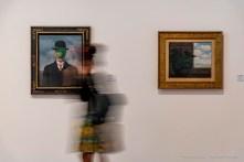 Magritte-La-Ligne-de-Vie-MASI-Lugano-2018-©-Renato Corpaci-22