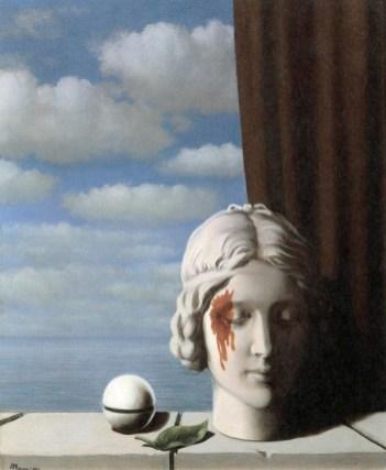 René Magritte, La Memoire (1948)
