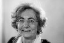 Roberta Battaglia, curator, Gallerie dell'Accademia. Venice September 2018.