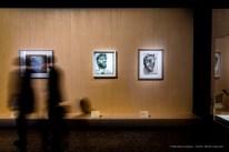 Da sx a dx: Pablo Picasso, Testa di fauno a spirale (16 ottobre 1946). Pittura oleoresinosa e carbone su carta grigia (ossidata); 48,3 x 55,7 cm; inv. MPA 1946.2.12. Antibes, Musée Picasso; Pablo Picasso, Testa di uomo barbuto (1938). Olio su tela; 55 x 46 cm; inv. MP175 Paris, Musée National Picasso; Pablo Picasso, Minotauro (7 dicembre 1937). Penna, inchiostro di china, matita di grafite e carboncino su carta velina; 57 x 38,5 cm; inv. MP1195. Paris, Musée National Picasso
