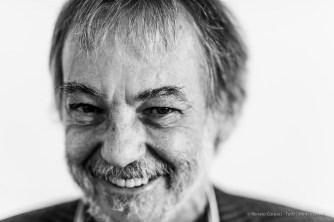 Luca Carrà, fotografo, curatore Archivio Carlo Carrà. Milano, Ottobre 2018.