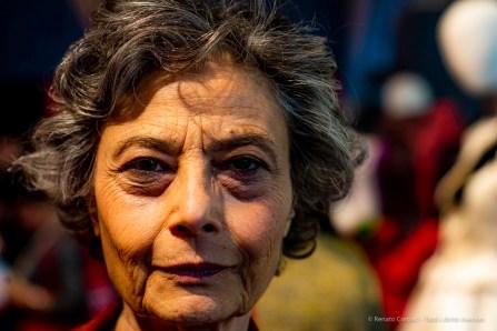 Renata Molho, scrittrice, critico di fashion and lifestyle, curatrice. Sesto San Giovanni, Ottobre 2018.