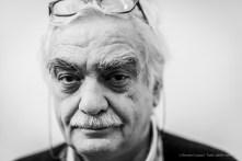 Lello (Elio) Piazza, scrittore di fotografia, docente, Politecnico di Milano. Monza, Dicembre 2018