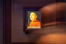 Antonello da Messina, Ritratto d'uomo (anche detto Ritratto Trivulzio) (1476), olio su tavola di pioppo; 37,4 x 29,5 cm. Torino, Museo Civico d'Arte Antica, Palazzo Madama