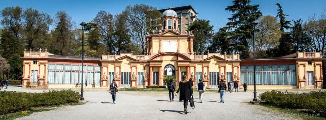 Modena, Palazzina dei Giardini