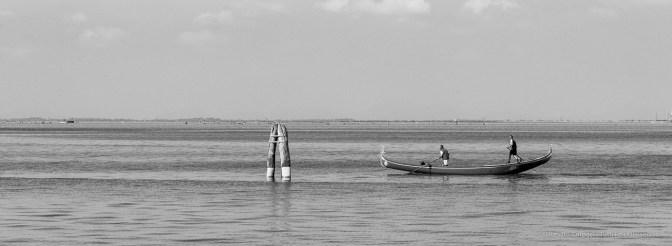 La Laguna di Venezia, vista dal Lido