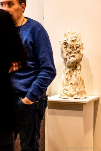Cleo Fariselli, Fon Gran Papa I; Fon Gran Papa III 2019. Studio Iannaccone & Associati. Milano, April 2019