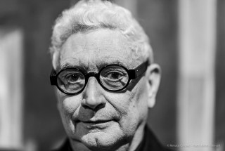 Demetrio Paparoni, critico d'arte, curatore.