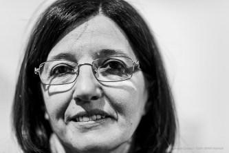 Elena Pontiggia, curatrice della mostra