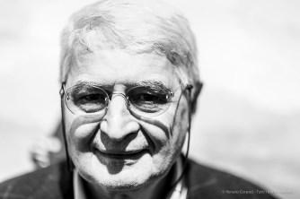 Fernando De Filippi, artist. Milano, April 2019. Nikon D810, 85 mm (85 mm ƒ/1.4) 1/200 ƒ/1.4 ISO 1400