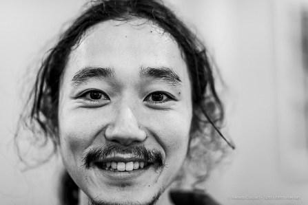 Kenta Cobayashi, fotografo. Reggio Emilia, Aprile 2019