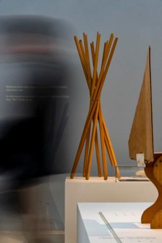De Pas-D'Urbino-Lomazzi, Appendiabiti Sciangai, 1973 Zanotta