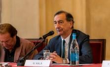 Il sindaco di Milano Giuseppe Sala