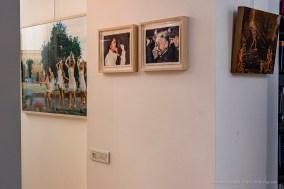 Marinella Senatore, Palermo Procession_1, 2018; Adrian Paci, Interregnum (uomo e donna), 2018. Studio Iannaccone & Associati. Milano, April 2019
