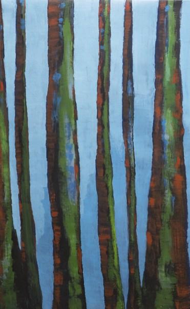 Teresa Maresca, Song of Myself 146, 2017, 100 x 60