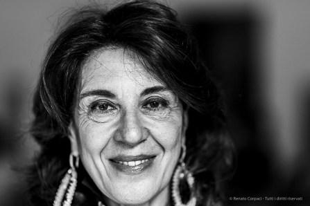 Teresa Maresca, artista. Milano, Aprile 2019