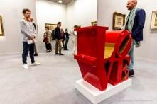 Robert Indiana, Love 1970, Galleria d'Arte Maggiore, miart 2019