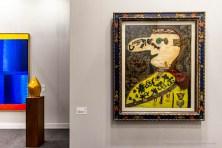 Enrico Baj, Galleria Cortesi. miart 2019