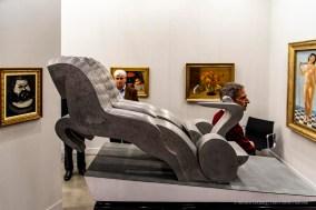 Società di Belle Arti, Viareggio. miart 2019