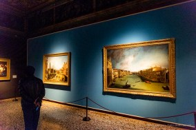 Palazzo Ducale, Canaletto e Venezia, mostra sul Settecento Veneziano