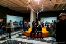 A cura di Hiroyuki Hattori, Cosmo-Eggs, quattro filmati di Motoyuki Shitamichi incentrati sulle tsunami-ishi, ovvero le pietre giganti spazzate a riva dalle profondità dell'oceano Padiglione Giappone ai Giardini Biennale