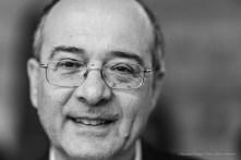 Alberto Fiz, direttore di museo, critico d'arte e giornalista. Milano, marzo 2019