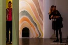 Milovan Farronato e Lavinia Filippi nei meandri del Padiglione Italia alla 58. Biennale Arte. Venezia dal titolo Né altra né questa: La sfida al Labirinto, maggio 2019