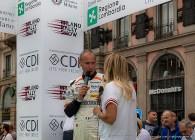 Marco Superti ha battuto gli altri nove concorrenti con la Porsche 911 Rsr Gruppo 4