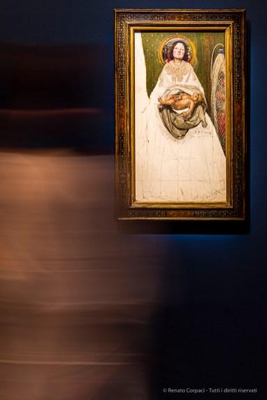 Ford Madox Brown, Prendete vostro figlio, Signore, 1851-52