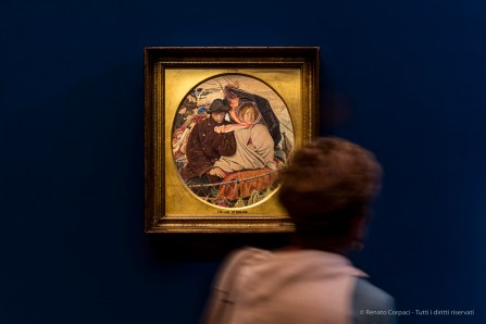 Ford Madox Brown, L'ultimo sguardo all'Inghilterra, 1864-66