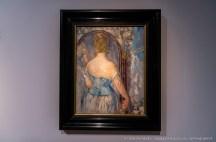 Édouard Manet Davanti allo specchio (Devant la glace), 1876