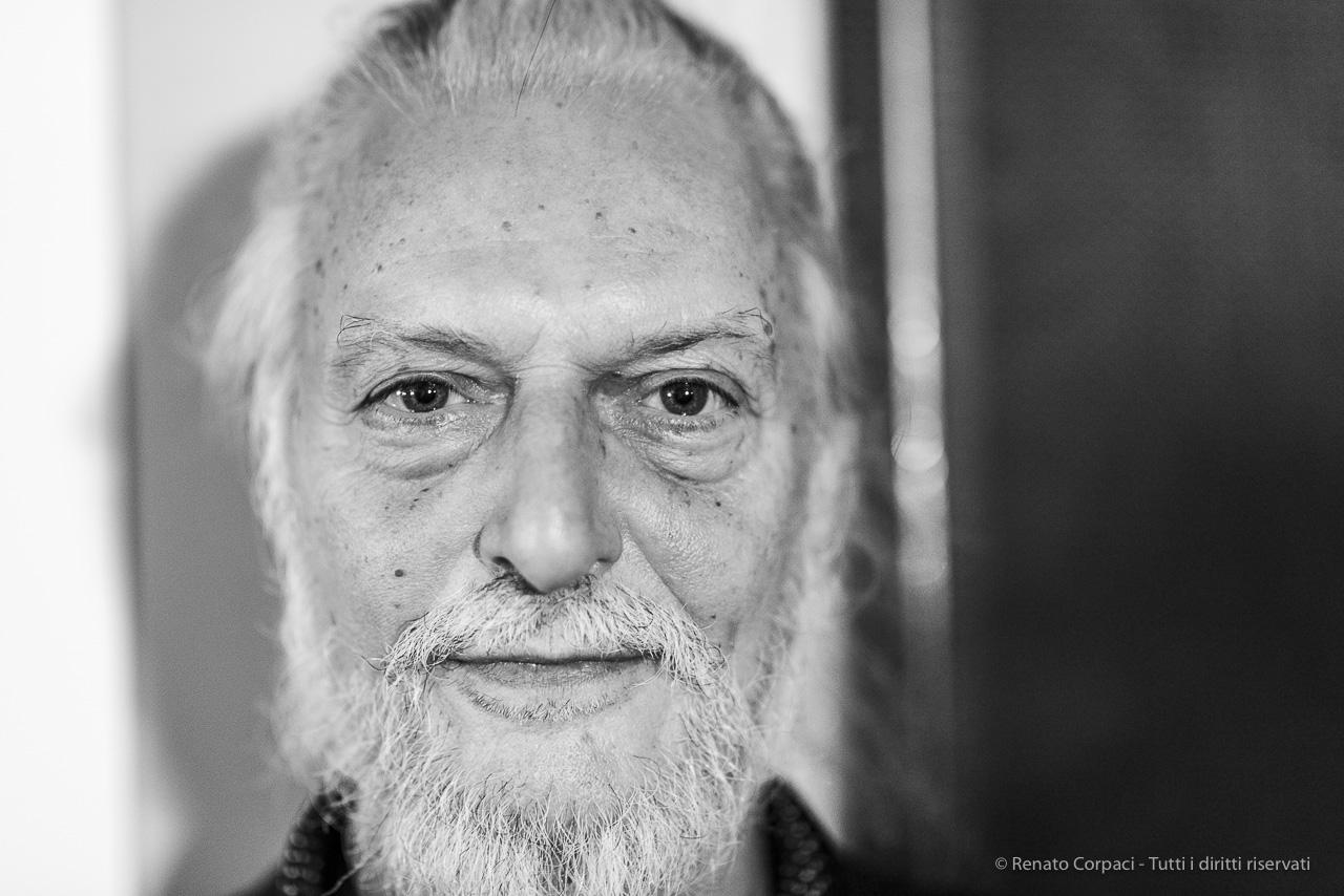 Gigio Alberti, attore. Milano, ottobre 2019