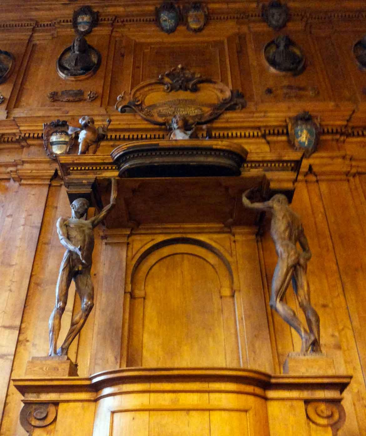LArchiginnasio di Bologna e il Teatro Anatomico  Viaggi