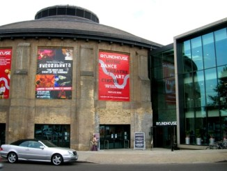 Londra The_Roundhouse,