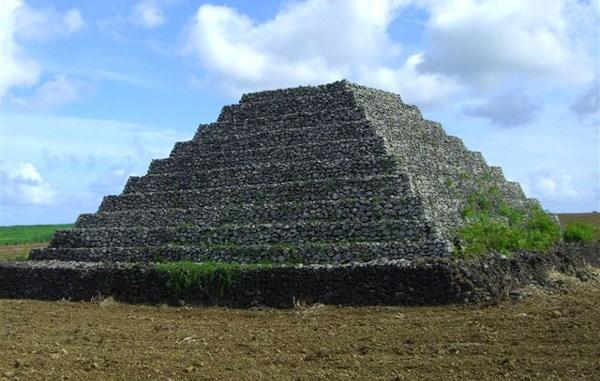 le piramidi di Mauritius