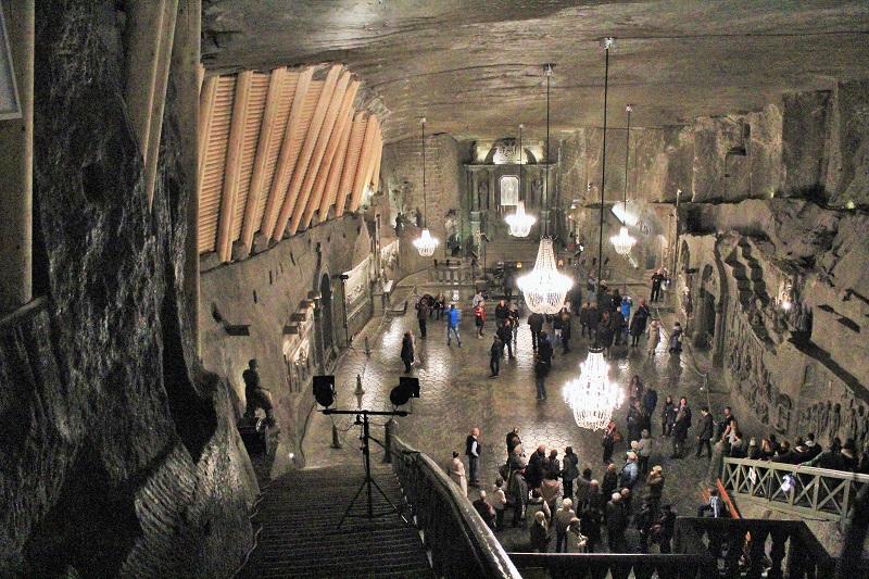 le miniere di Sale di Wieliczka